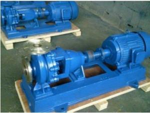 China horizontal acid chemical pump on sale