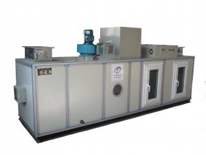 China High Efficient Industrial Drying Equipment , Desiccant Dehumidifier 5000m³/h on sale