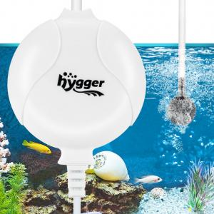 China Plastic Hygger Air Pump For Aquarium Fish Tank on sale