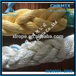 Polyester pp and pet mixed rope