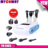 China Machine mince de la cavitation 5in1 Microcurrent d'Unoisetion de bio ascenseur ultrasonique de peau on sale
