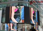 Advertising Outdoor Full Color LED Display P6 6500 Nits Brightness CE ROHS Approve