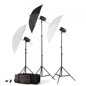 China Studio Flash Lighting with LCD display, Strobe flash on sale