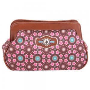 China mini nylon cosmetic pouch on sale