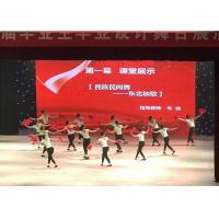 China SMD Full Color Rental Advertisement Stadium LED Display W 1000 x H 1500 mm on sale