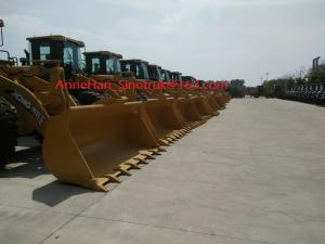 China G - Series XCMG ZL50GN Compact Wheel Loader , Bucket Construction Loader Small Capacity on sale
