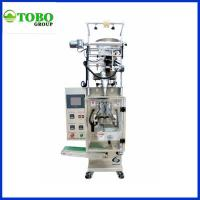 Vertical granule product filling sealing and packing machine