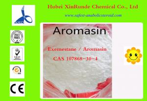 China 107868-30-4 Breast Cancer Steroids Cycles For Cutting Exemestane / Aromasin on sale