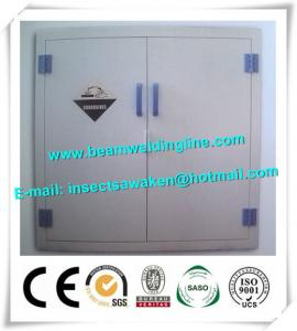 China PP Fire Resistant File Cabinet For Hydrochloric / Sulfuric / Nitric Acid Storage Cabinets on sale