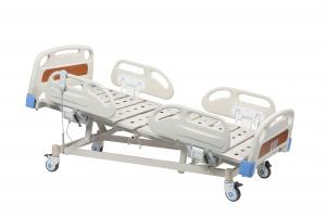 China Big Promotion Electric Icu Patient Bed / Full Electric Hospital Bed on sale