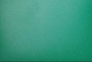 China Standard Abrasion Resistant PVC Floor Mat , Home Decorative Green PVC Floor Tiles on sale