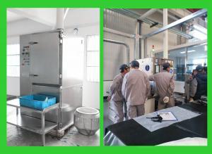 China Advanced Freeze Trim Cryogenic Deflashing Machine on sale
