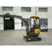 0.8Tonne Mini Full Hydraulic Garden Small Space Used Crawler Excavator For Sale