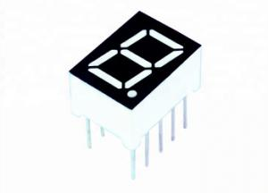 China Red Single Digit Common Anode 7 Segment Display 0.39 Inch 35pF Capacitance on sale