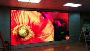 China High Flexibility Led Electronic Display Screen , Indoor Front Service Led Display on sale