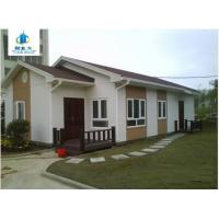 China Low Carbon Prefab Luxury Family Villa Earthquake Resistant 9 Grade on sale