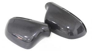 China Audi A4 A5 A6 Q3 Carbon Fiber Auto Accessories / Carbon Fiber Mirror Covers on sale