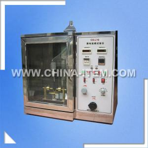 China Price IEC 60112 Tracking Test Chamber on sale