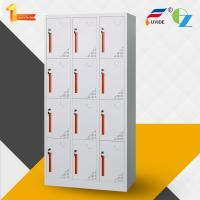 Wholesale 12 door steel locker/metal storage lockers