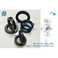 China Durable Hydraulic Pump Shaft Seal , Shaft Lip Seal TCN TCV Long Service Life on sale