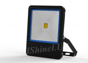 China Bright 5000 Lumen 50 W Led Flood Light Lamps For Pedestrian Crossing , Novelty Appearance on sale