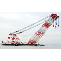 Quality heavy floating crane marine offshore crane China supplier