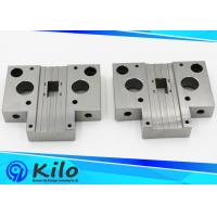 Precision Prototype Metal Die Casting Parts Low Volume Injection Molding ISO Approval