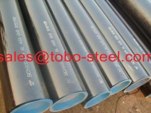 China ASTM A161 seamless low-carbon carbon molybdenum steel still tubes for refinery  on sale