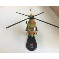 China 1:72 OEM diecast zinc alloy military  helicopter model  manufacturer/Plastic airplane model maker on sale