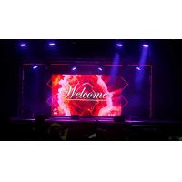 Advertising Full Color Indoor Led Display Screen P4 1920HZ 10000 Hours Lifespan