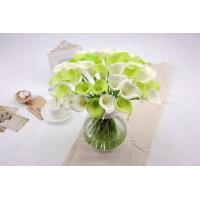 China real touch artificial calcalily colorful artificial flowers decorative flowers on sale