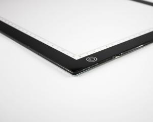 China A4 Light Board LED Drawing Pad Ultra - Thin High Brightness Tracing Drawing Board on sale