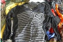 China Used summer clothing high quality ,second hand clothes bale of used cloth and a bale of shoes on sale