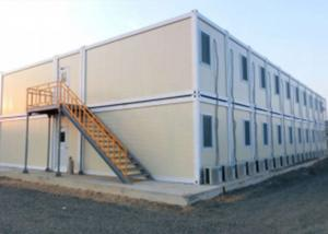 China Professional Prefab Storage Buildings Anti Earthquake  Multi Storey Available on sale