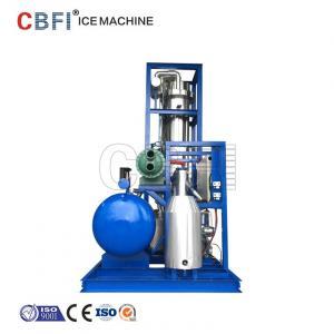 China Automatic Large Capacity 20 Ton Ice Tube Making Machine Easy Control on sale