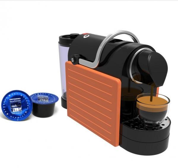 Manual Italy Pump Lavazza Blue Capsule Coffee Machine Jh 02