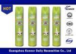 Non Toxic 750ml Cockroach Insecticide Spray / House Insect Spray