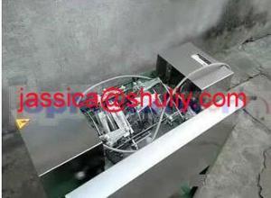 China Sugarcane peeling machine 0086-15838061675 on sale