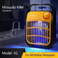 China fartory hot sale photocatalyst indoor mosquito killer lamp
