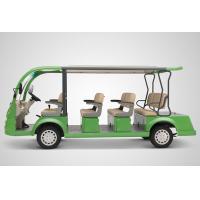 EQ8111-6 72V 7.5KW 11 seats electric city bus/passenger car/resort car