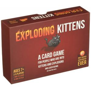 China Exploding Kittens Card Game,  for People Who Are Into Kittens and Explosions and Sometimes Goats on sale