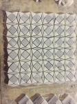 Мозаика Каррары белая мраморная, мраморная мозаика, белая мраморная мозаика, восточная белая мраморная мозаика