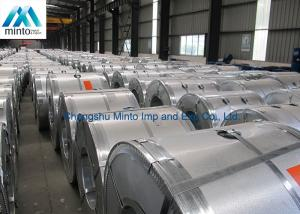 China SGLCH Full Hard Aluminium Zinc Coated Steel ASTM A792 G60 DX51D High Strength on sale