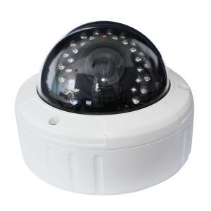 China CCTV Cameras System 600TV Lines Vandalproof IR Dome Video Cameras on sale