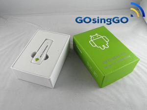 China full hd media network player android tv dongle on sale