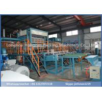 Automatic Recycle Paper Egg Tray Making Machinery Production Line CE Approved