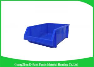 China Waterproof Economic Warehouse Storage Bins Light Weight For Industrial Parts Storage on sale