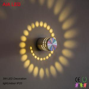 China D55x75mm 6W interior LED decorative lighting/led wall light for corridor and for showroom on sale