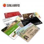 Wholesale Price Printable em4100 EM4200 rfid plastic pvc 125khz proximity id card
