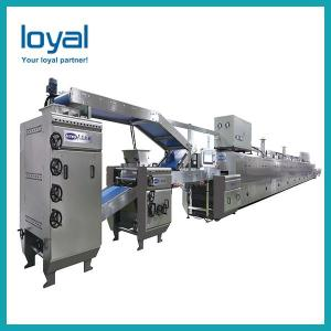China Small Scale/Healthy Soft and Hard Biscuit Production Line on sale